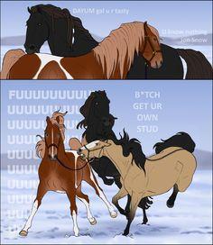 U Know Nothing by Neko-Raccoon on DeviantArt Ride Drawing, Spirit The Horse, Arte Equina, Horse Animation, Raccoon Art, Horse Markings, Horse Sketch, Equine Art, Horse Art