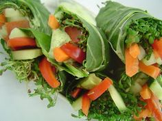 Sweetly Raw: Step Into Savory... Easy Dinner Recipes