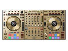 The New Pioneer DDJ-SZ-N   Gold Edition