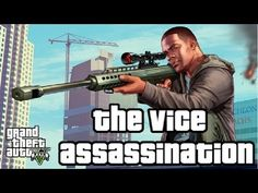 GTA 5 - Mission #42 - The Vice Assassination