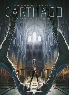 A graphic novel with massive sharks. Many boxes ticked!