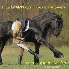 True Leaders