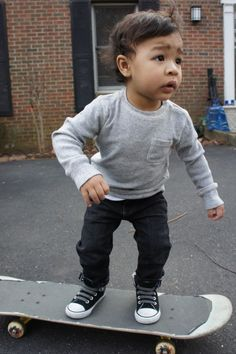 jeans / gap kids  shirt / crewcuts  shoes / all star converse  photo credit / ly rogers
