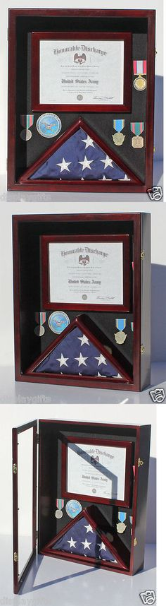 Display Cases 60594 Military Shadow Box 3 X5 Flag Display Case Made Of Solid & Display Cases 60594: Bcw Top Load Pennant Holder 10 Pack -u003e BUY IT ... Aboutintivar.Com