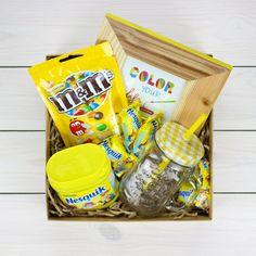 Необычный подарок для истинных сладкоежек, станет отличным сюрпризом не только для детей, но и для взрослых.