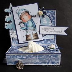 tutorial and template - tissue box - could use for get well gift