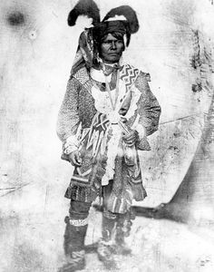 Billy Bowlegs 1852, Micanopy Seminole leader in Indian Territory. With the Seminole's, I see a huge Maya influence. Or is that just me?
