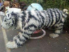 Zip Tie Tiger