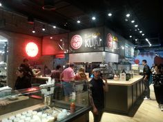 The Canal Street Market is a gorgeous new food hall in Chinatown