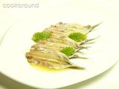 Alici nella tiella: Ricetta Tipica Campania   Cookaround