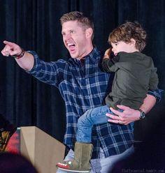"""""""Unka"""" Jensen #SeaCon 2016   photo by fluffycastiel"""
