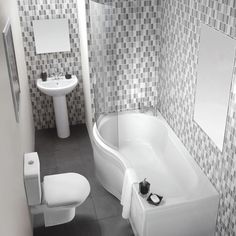 Huge range of modern and traditional bathroom suites at BigBathroomShop to suit any home - interest free credit and free delivery available - shop now Small Bathroom With Shower, Big Bathrooms, Beautiful Bathrooms, Bathroom Shop, Bathroom Kids, Modern Bathroom, Traditional Bathroom Suites, Shops, Bathroom Inspiration