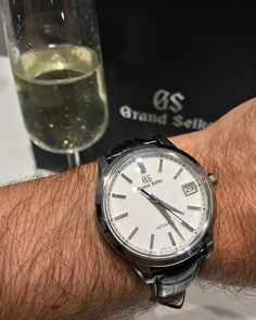 """130 Likes, 3 Comments - Watchwalker (@watchwalker) on Instagram: """"TBT when I picked it up at the Seiko Boutique"""""""