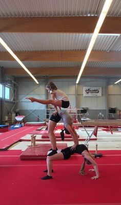 acrobatic gymnastics #acro Flips Gymnastics, Gymnastics Stunts, Gymnastics Tricks, Acrobatic Gymnastics, Olympic Gymnastics, Gymnastics Problems, Gymnasts, Olympic Games, Couples Yoga Poses