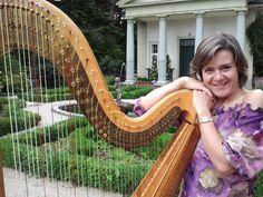 Basel - Stefania unterrichtet Harfe