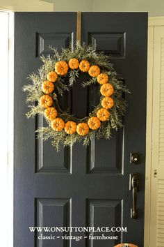 DIY Inspirations Fall Wreaths Ideas Part 26