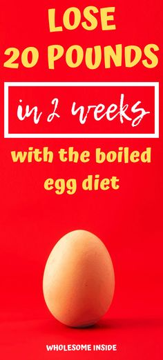 The Boiled Egg Diet ? Drop 24 Pounds In Just 2 Weeks calorie diet week diet diet diet diet dukan minceur rapide sans sucre secret diet Diet Plans To Lose Weight, How To Lose Weight Fast, Losing Weight, Rapid Weight Loss, 2 Week Weight Loss Plan, Steak And Eggs Diet, Life Hacks Diy, Egg And Grapefruit Diet, Boiled Egg Diet Plan