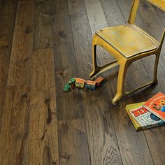 Hallmark Floors Novella Prefinished Engineered Hardwood Flooring Collection | Eliot