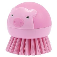 Pig In Pen Suds Buds, to add to my pig collection of kitchen products!