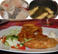VillaNanna: Fish and chips