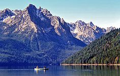 Redfish Lake, ID - Most favorite place ever!