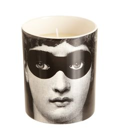 Burlesque Small Scented Candle by Fornasetti