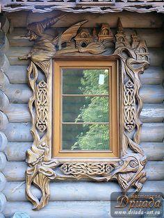 Russian...Plastic frames...still beautiful...