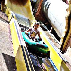 Water Slide at Universal Studios Florida Fievel's Play Area
