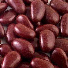 Burgundy Sugared Almonds