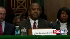 I just love and respect  this man so much. FULL VIDEO: Ben Carson Confirmation Hearing, Trump Housing & Urban Devel...