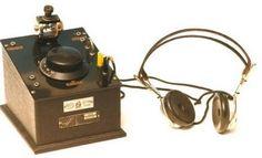 ...Radio Galena: Cómo construir una Radio Galena