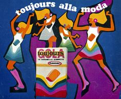 Toujours ad, 1967.