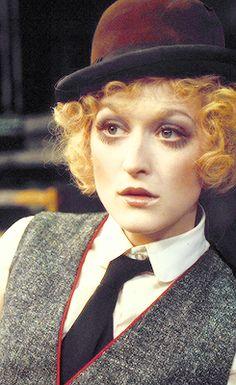 "coconutmilk83: "" Meryl Streep | Happy End, 1977 (✗) """