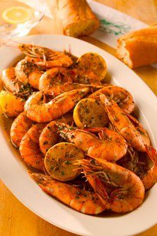Mr. B's New Orleans BBQ Shrimp....we had this in new orleans and this is what we are having for thanksgiving this year!