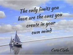 The only limits you