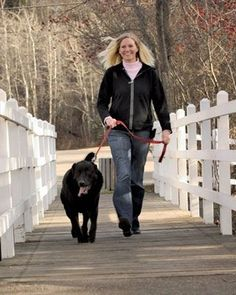 Take your dog on an extra long walk. She'll enjoy it and so will you! Anxiety Symptoms In Women, Benefits Of Walking, Spring Into Action, Overcoming Depression, Edible Gifts, How To Get Sleep, Living A Healthy Life, Workout Programs, Exercise