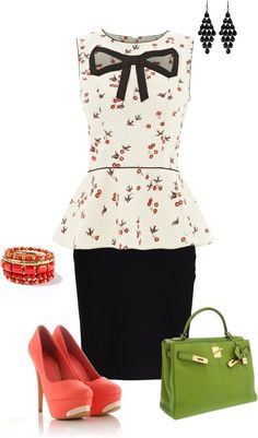 """""""Untitled #335"""" by london2paris on Polyvore"""