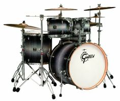"""Gretsch 5pc Catalina Birch Shell Pack w/ Free 16"""" Floor Tom by Gretsch. $649.99. The sound of Birch returns with the new Gretsch Catalina Birch Series. These drums feature the distinctive sound of Birch shells: Explosive attack with a deep low-end fundamental. Catalina Birch shells are finished with 30-degree bearing edges and natural interiors to produce a Gretsch sound that is filled with tonal punch and depth. This standard configuration includes traditional sized 8..."""