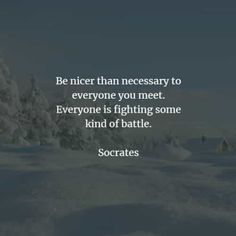 60 Famous quotes and sayings by Socrates. Here are the best Socrates quotes to read that will help you achieve wisdom in life. Socrates is a. Good Day Quotes, Quote Of The Day, Socrates Quotes, Stoicism Quotes, Western Philosophy, Thy Word, Knowledge And Wisdom, Good Wife, Busy Life