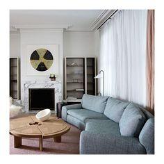 Livingroom    #Fabric  #Interiordesign #textile #fabricsample #pastel #color #colour #soft #blue #pink #designinspiration    #Regram via @BtEBnhsDlMP Soft Colors, Colours, Interior Inspiration, Design Inspiration, Pastel Interior, Aesthetic Light, Fabric Samples, Palette, Couch