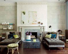 Boston Duplex of Interior Designer Frank Roop