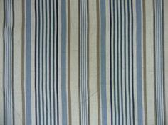 Clarke & Clarke's Studio G Belle Cotton Fabric Chambray - Curtains & Light Upholstery - The Millshop Online Printed Curtains, Cotton Curtains, Cotton Fabric, Coastal Fabric, Coastal Style, Fabric Blinds, Curtain Fabric, Scandinavian Blinds, Curtain Lights