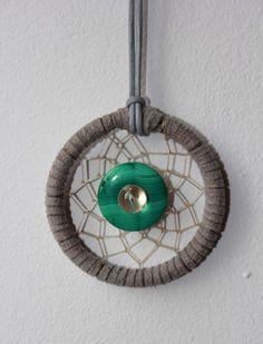 ELEGANTE  Halskette  mit Frauenstein - Malachit  Ein ausgefallenes - einzigartiges Schmuckstück  für Jung und Alt