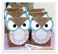 Party goodie bag Ideas, loot bags, kid's party