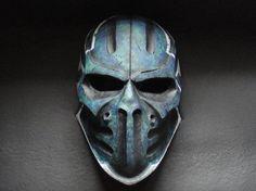 ColdBloodArt 5 Airsoft Paintball Mask Predator by ColdBloodArt Cosplay Helmet, Helmet Armor, Motorcycle Helmet Design, Airsoft Helmet, Object Drawing, Cool Masks, Half Face Mask, Masks Art, Fantasy Warrior