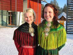 Inari Sami, Finland.  By sweater girls #ScanAdventures