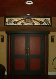 Home Theater Door | Theater Doors | Movie Theater Doors