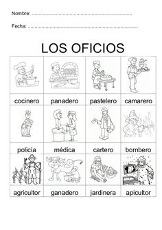 Los oficios by Monica Roige Sedo