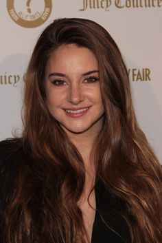 Young actress that is emerging in front of our eyes #shailene_woodley is my pick of the day.