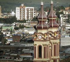 Iglesia del Carmen Ibague Tolima Colombia
